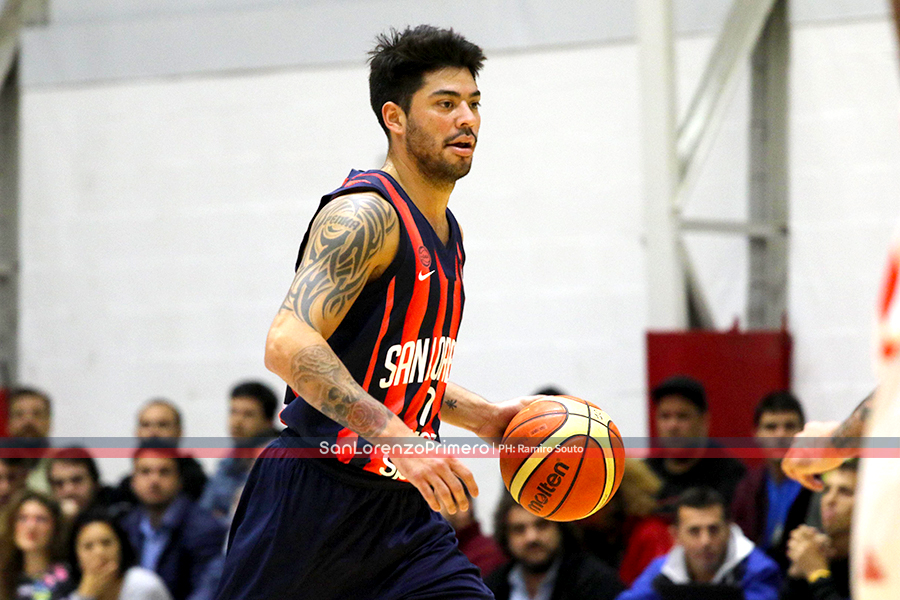 Penka Aguirre deja el básquet de San Lorenzo
