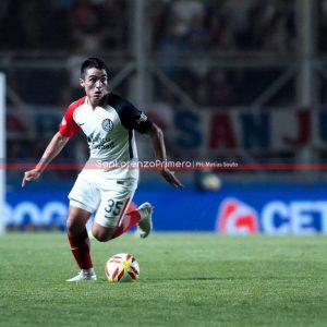 Matías Palacios, la joya de San Lorenzo entre los 15 futbolistas con mayor valor de mercado