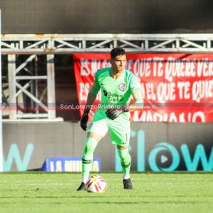 Fernando Monetti firmó su nuevo vínculo con San Lorenzo
