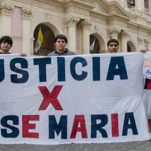 #JusticiaPorJoseMaria: Establecieron la fecha del juicio
