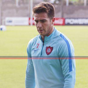 """Buffarini: """"Tengo la cabeza puesta en San Lorenzo"""""""