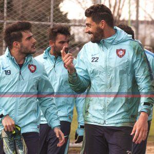 El Ciclón prepara para su debut en la Sudamericana