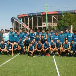 División reserva: el Ciclón disputó dos encuentros amistosos ante la UAI