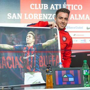 """Julio Buffarini: """"Me voy como un hincha más"""""""