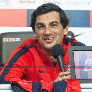"""Costa: """"Tomamos el partido con seriedad"""""""