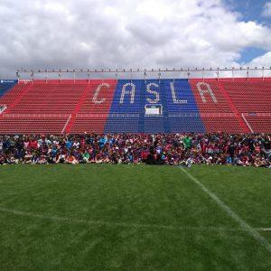 Fútbol Recreativo Mixto en San Lorenzo