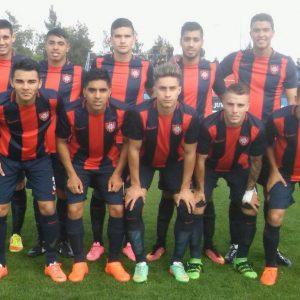 Fútbol Juvenil: San Lorenzo aplastó a Ferro
