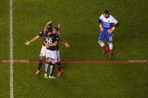 Argentinos 2 – 3 San Lorenzo | Fecha 21 | Torneo de Primera División 2015