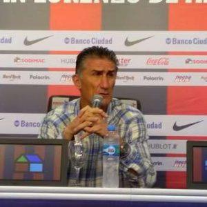 """Bauza: """"Hay que tomar decisiones que tienen que ver con el futuro del club"""""""