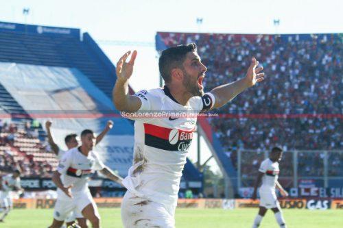El divertido cruce de dos ex goleadores de San Lorenzo