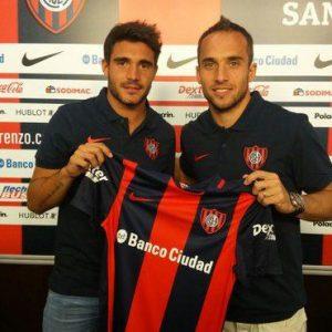 Belluschi y Cerutti fueron presentados en conferencia de prensa
