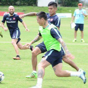 Sin público y con equipo alternativo para enfrentar a la Liga Alajuelense