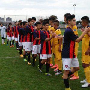 Divisiones Formativas: San Lorenzo enfrentó a Rosario Central