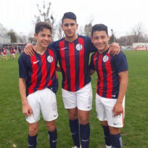 Saldo favorable del Futbol Juvenil ante Patronato