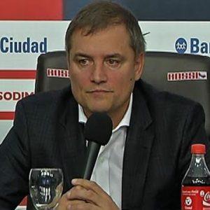 """Aguirre: """"Va a ser un partido durísimo"""""""