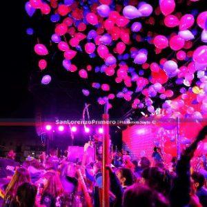 En el barrio de Boedo hay carnaval
