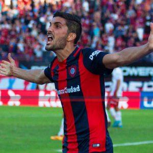 """Blandi: """"El gol fue mío, la toco antes que Mancinelli"""""""