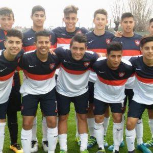 Fútbol Juvenil: 13 de 18 puntos ante Olimpo