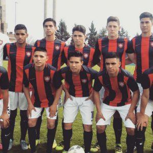 Fútbol Juvenil: San Lorenzo enfrentó a Talleres de Córdoba