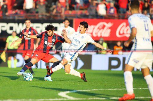 Ezequiel Cerutti se suma este domingo a la pretemporada de San Lorenzo