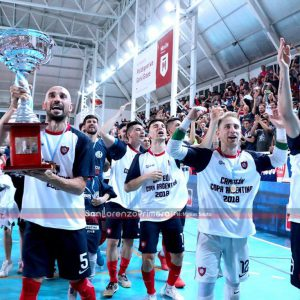 Arranca el 2019 del futsal de San Lorenzo