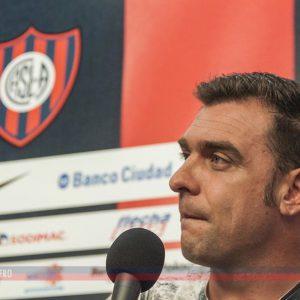 """Guede: """"Hubiera venido gratis a dirigir a San Lorenzo"""""""