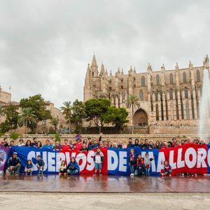 Encuentro de peñas europeas en España