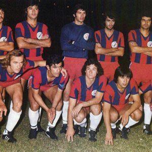 Hace 43 años, Campeones del Nacional 1974 de la mano de Osvaldo Zubeldía