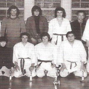 Judo Sanlorencista en la Escuela Nº 25