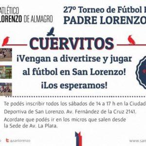 Comienza el 27º Torneo del Fútbol recreativo