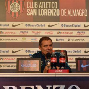 """Aguirre: """"La Libertadores nos ilusiona a todos"""""""