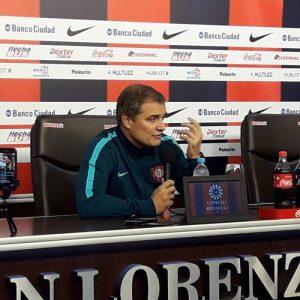 """Aguirre: """"El equipo encontró el funcionamiento"""""""