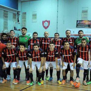 Futsal: el Ciclón volvió a festejar