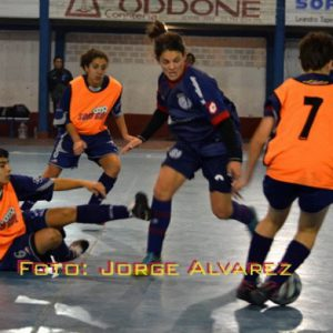 Futsal Femenino: gran debut para todas las Santitas