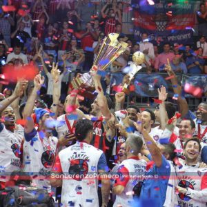 San Lorenzo bicampeón de la Liga de las Américas