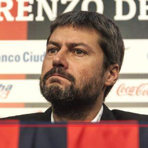 "Lammens: ""Cualquiera quisiera dirigir a San Lorenzo"""