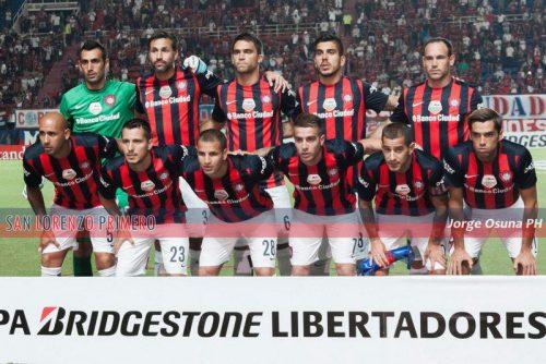 San Lorenzo 1 – 0 San Pablo – Grupo 2 Copa Libertadores