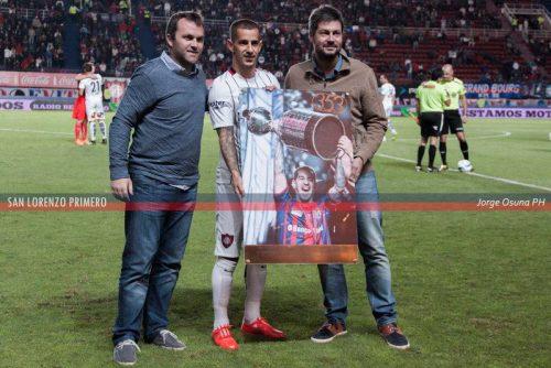 San Lorenzo 1 – 0 Independiente – Fecha 9 – Torneo de Primera División 2015