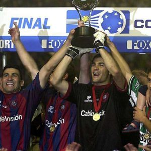 A 15 años de la obtención de la Sudamericana