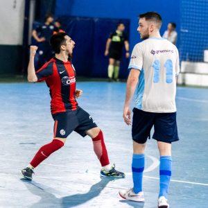 San Lorenzo ganó en futsal y sigue segundo