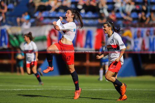 San Lorenzo 4 – 0 Gimnasia | Fecha 2 | Fútbol Femenino