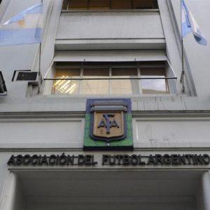 La AFA le envió el protocolo al ministerio de salud