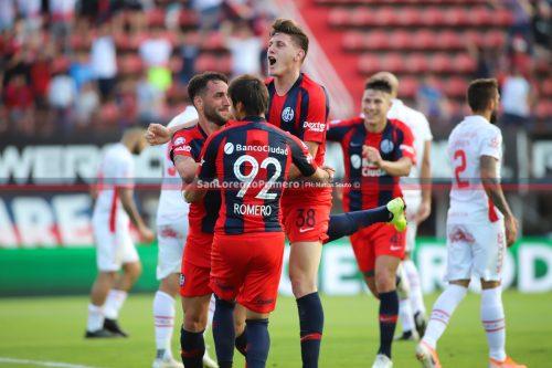 San Lorenzo 3 – 0 Argentinos | Fecha 13 | Superliga