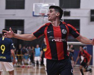 San Lorenzo nuevamente campeón en Futsal