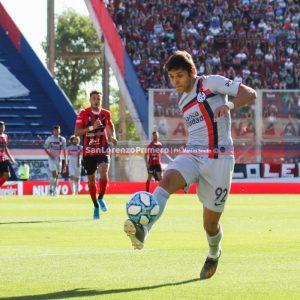 Ángel Romero sigue entrenando de forma apartada