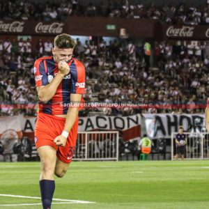 """Adolfo Gaich: """"Espero en algún momento volver a vestir la camiseta de San Lorenzo"""""""