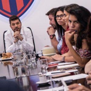 Reunión informal de la nueva Comisión Directiva
