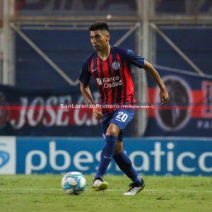 Juan Ramírez se presentó en San Lorenzo pero fue apartado del grupo