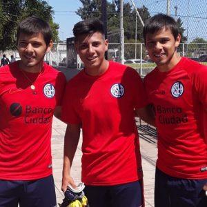 Los Hermanos Romero visitaron a los juveniles