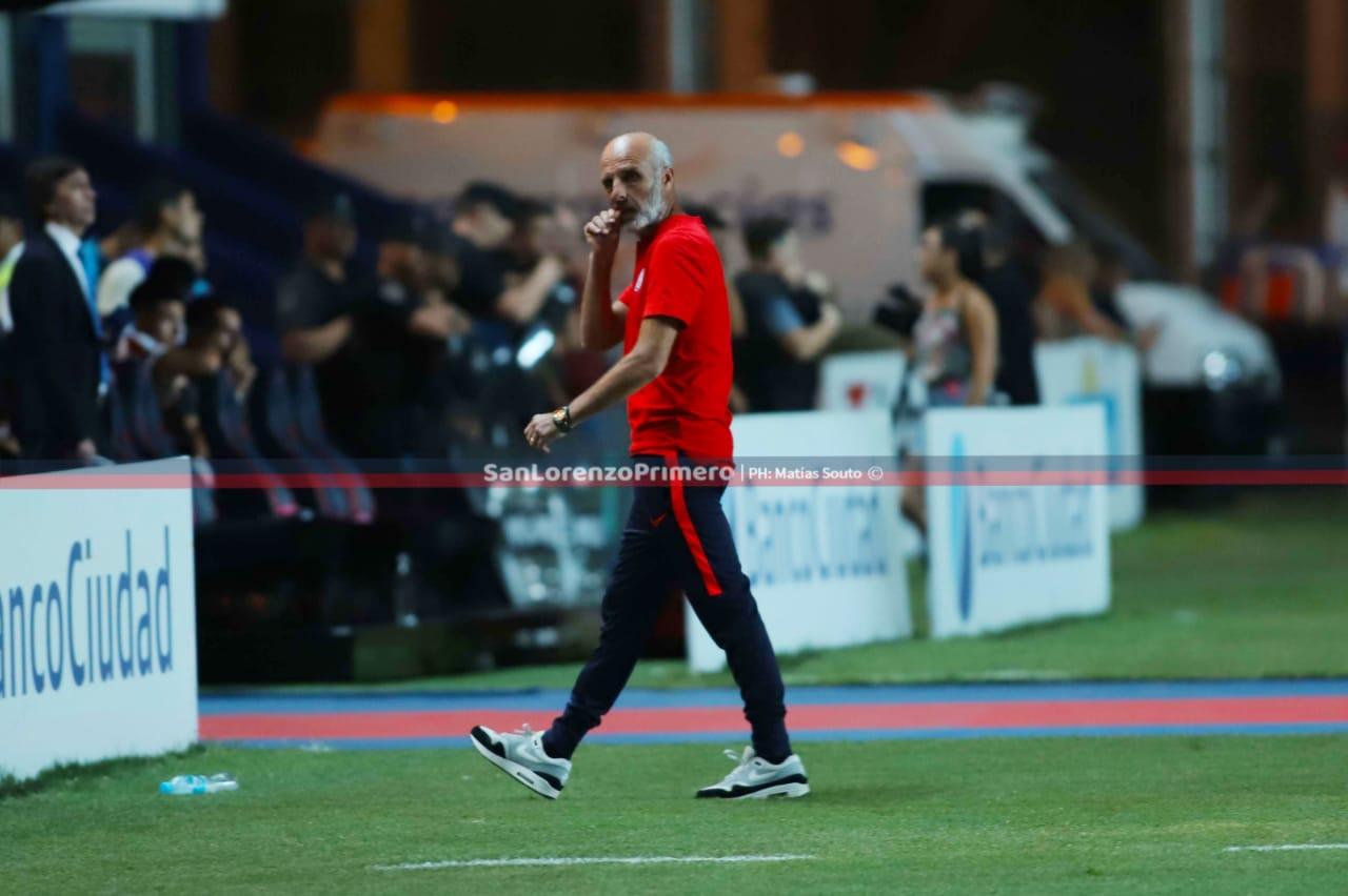 San Lorenzo y su pelea en la Superliga